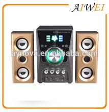Creative 2.1 home theatre speaker wih usb/sd/fm AW-2119