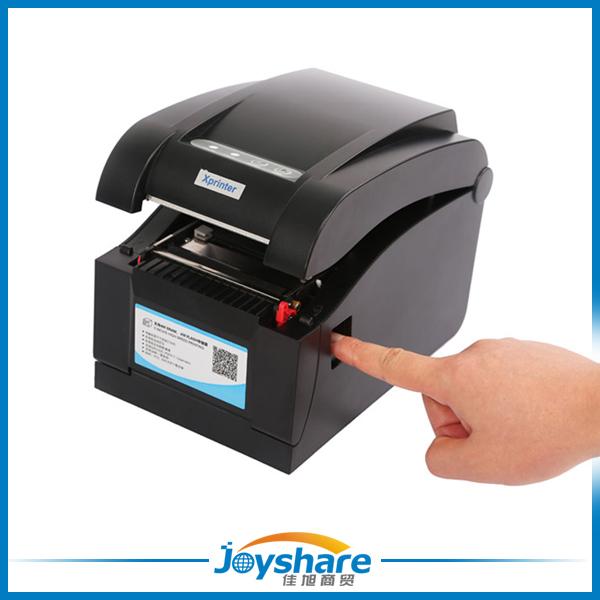 Direct Thermal Line 5Inch/Sec USB port Barcode Label Printer, bar code printer Thermal Barcode P ...