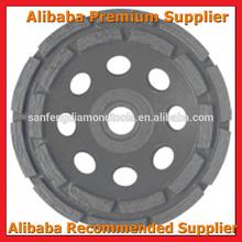 "AAA Grade High Efficient Top Grade Concrete Diamond Cup Wheel 7"" inch diamond wheel cup"