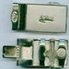 Belt buckles, zinc alloy belt buckle, belt accessory
