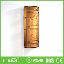 Newest functional modular tall 5 drawers locking wood storage cabinets