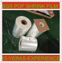 pof stretch wrap film taiwan high quality egg packaging