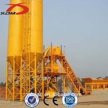 HZS60 fixed concrete batch plant layout