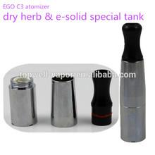 2014 Topwell dry herb wax atomizer/dry herb atomizer bbtank titan 2 wholesale