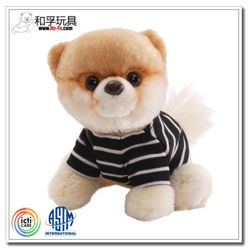 Where Boo Toy Plush Dog Boo Soft Toy
