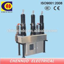 ZW7 30 kv 33kv 35kv 38kv 40.5kv outdoor vacuum circuit breaker