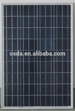 50Wp 12v polycrystalline solar panel