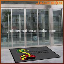 non slip motors company rubber logo mat & carpet