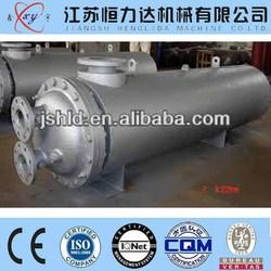 HLD Sanitary stainless steel shell tube heat exchanger