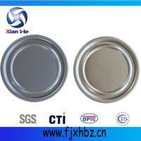200g coco de nata small tin can lids / covers / ends/ caps