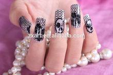 Fashion Nail Art,Sexy Lace Design Nail Sticker