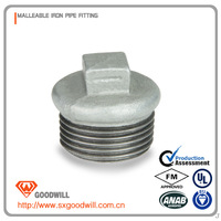 oval plastic pipe plugs/tube inserts