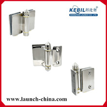 For 8 10 12mm glass pool fencing 316 marine grade stainless steel glass hinges