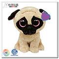 en peluche personnalisé en peluche chien animal minion grands yeux peluche