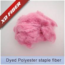 filled polyester fiber ball