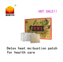 Chinese effectively herbal detox foot moxibustion patch with OEM services
