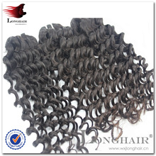 New Arrival 2013 Top Fashion 100% deep wave women hair human hairs