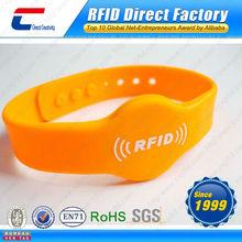 Hot HF 13.56Mhz Ntag213 NFC Bracelet,NFC Silicone Bracelet