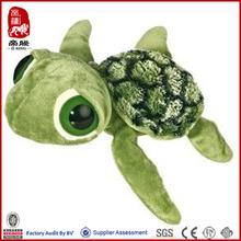 sea nimal protion plush toys wholesale turtle plush toys