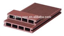 Outdoor WPC Floor/Wood And Plastic Composite Decking Floor