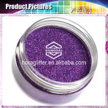 OEM Service Supply Type and Short / Mini Hemline glitter powder for evening dress