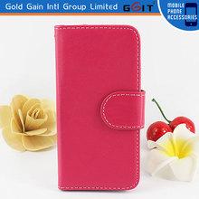 2014 New Designer Flip Cover For IPhone 5G,For Apple Case For IPhone 5C Wallet Case