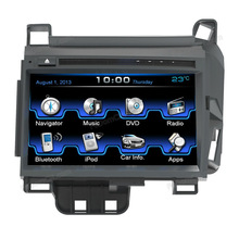 Car DVD Player with Auto DVD GPS & Bluetooth & Navigator & Radio for Lexus CT200H