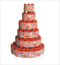 Names of firecracker Chinese Celebration all red cracker for wholesale