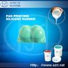 tampon printing silicone rubber/ silicone room temperature vulcanizing