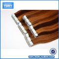 de oro de alibaba proveedor de venta al por mayor baratos extensiones de cabello cinta