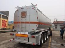 50000 litres crude oil/fuel tanker semi trailer