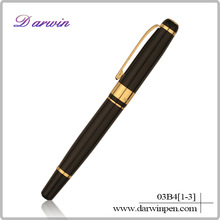The most luxury gold metal roller pen for business gift for business