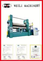 Top Quality CNC Machinery three roll milling machine mini lines roll forming machine
