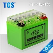 YTX4L-BS hot sale 12v 3ah motorcycle battery