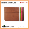 Made in China for Macbook leather Sleeve Manufacture