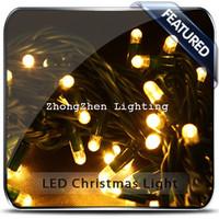 string lights falling snow led christmas lights