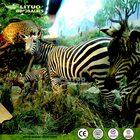 Lifesize Animatronic Sensor Sound Animal