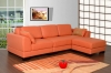 Leather sofa BS-194