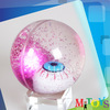 2014 Hot Sale Colored Crystal Balls Transparent Water Ball