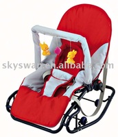 Baby rocker 312 with hanging toys