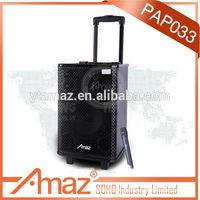 2014 newest design cheap wooden bluetooth motorcycle siren speaker