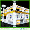 China High Reputation China Exhibition Fair / High Quality Materials Exhibition Wall Systems