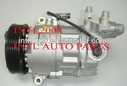 Auto A/C Calsonic CSE613 A4101541 AC Compressor FOR BMW 1 E81/E82/E84/E87/E88 2004-2008 6915380 9145351 9156821 9182793 14-0036P