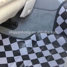 3D PVC houndstooth leather car mats for VW,Honda,Toyota cars 3D EVA/XPE car carpets 3d rubber car mat