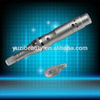 2014 High Quality Electric Derma Pen with Liquid Tank Skin Analyzer Machine