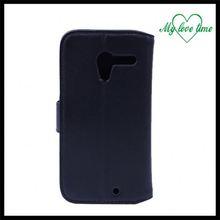 Fashionable flip mobile case for Moto X