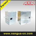 Custom sizes and designs Aluminum truck Tool Box