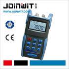Fiber optical lab testing JW3209 fiber optic multimeter / combining functions of optical power meter module and light source
