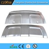 Car accessories stainless steel front and rear skid plate for Land Rover Evoque(Prestige)