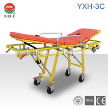 Stainless Steel Folding Ambulance Stretcher YXH-3C